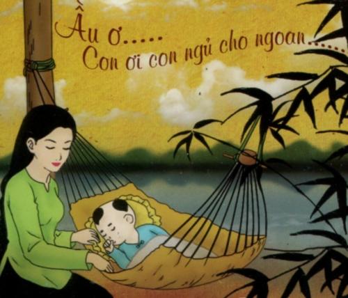Hình tượng người mẹ trong thơ ca Việt Nam hiện đại Hình tượng người mẹ trong thơ ca Việt Nam hiện đại