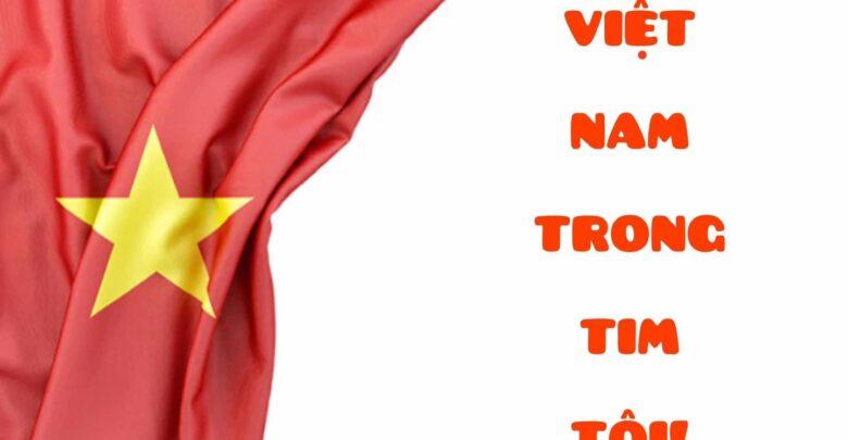Việt nam trong tim tôi!